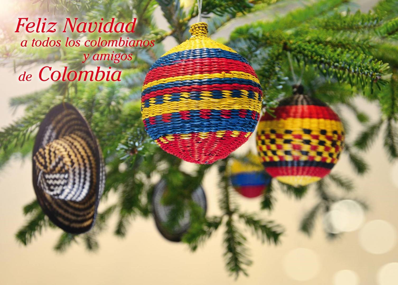 Fotos De Colombia En Navidad.Feliz Navidad Consulado Honorario De Colombia En Stuttgart